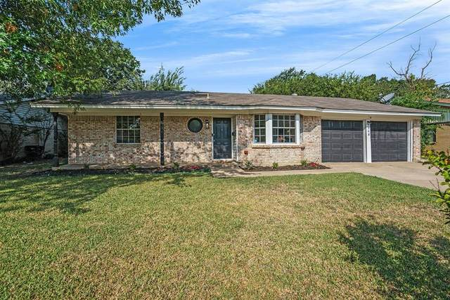 5508 Lubbock Avenue, Fort Worth, TX 76133 (MLS #14662586) :: Russell Realty Group