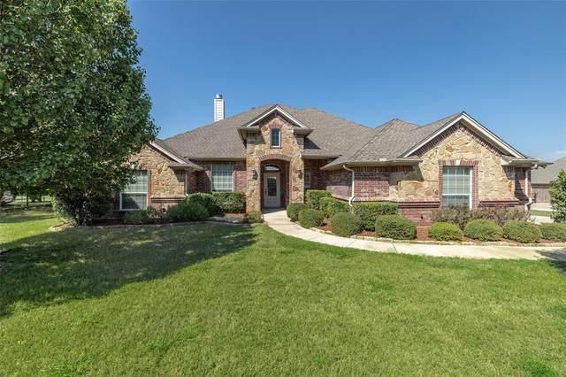 130 Addison Drive, Hudson Oaks, TX 76087 (MLS #14662590) :: Lisa Birdsong Group   Compass