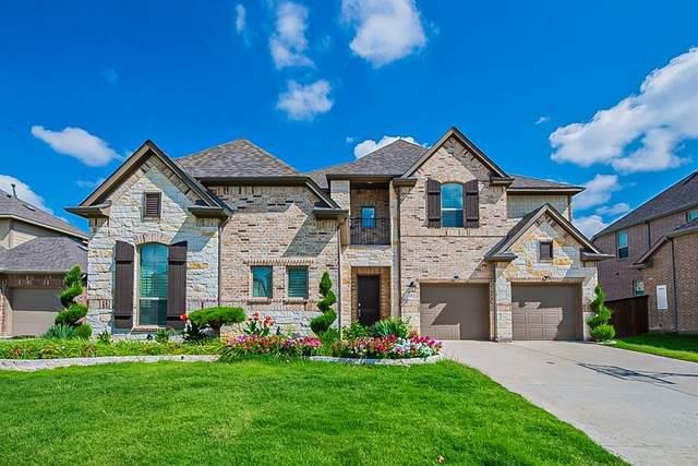 3100 Kennington Drive, Prosper, TX 75078 (MLS #14662601) :: Real Estate By Design