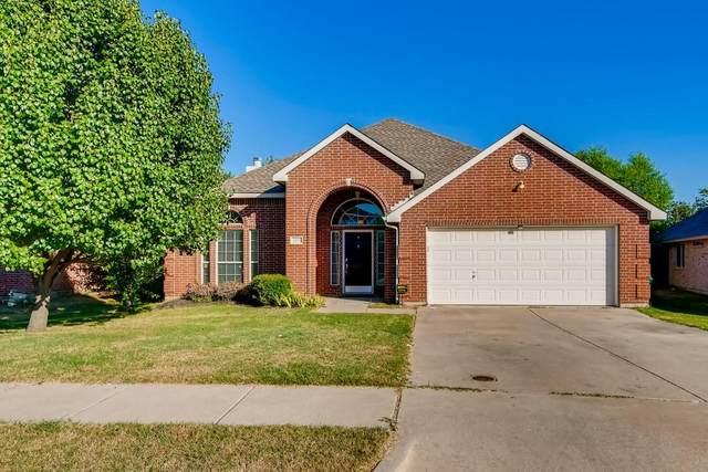 2905 Stockton Street, Denton, TX 76209 (MLS #14662617) :: Craig Properties Group