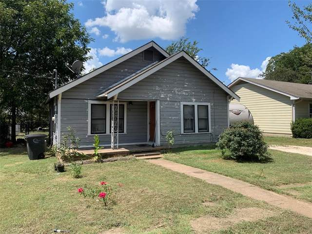 221 Huron Street, Cleburne, TX 76031 (MLS #14662623) :: Maegan Brest | Keller Williams Realty