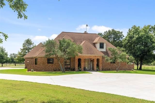 3009 Sylvan Valley Drive, Weatherford, TX 76087 (MLS #14662635) :: ACR- ANN CARR REALTORS®
