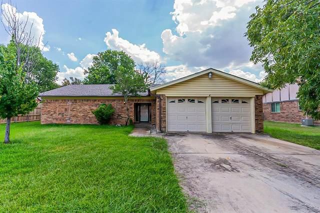 4412 Tiptop Street, Haltom City, TX 76117 (MLS #14662645) :: Real Estate By Design
