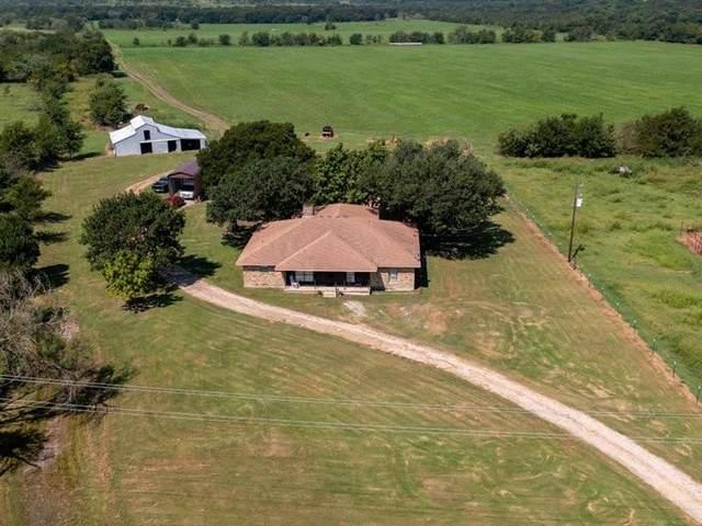 1224 Oil Field Road, Ennis, TX 75119 (MLS #14662675) :: Real Estate By Design