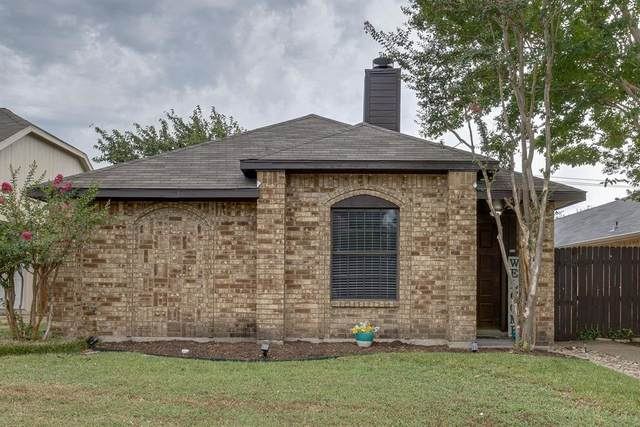 1024 Old Barn Lane, Mesquite, TX 75149 (MLS #14662697) :: Craig Properties Group