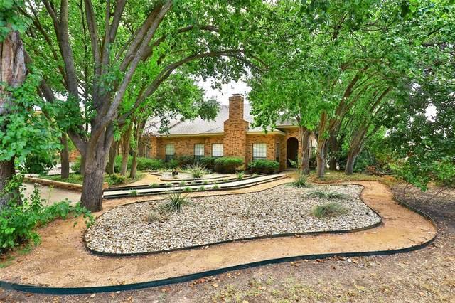 116 Lytle Place Drive, Abilene, TX 79602 (MLS #14662699) :: VIVO Realty