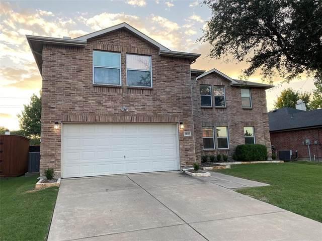 3808 Mariner Street, Mckinney, TX 75070 (MLS #14662745) :: Real Estate By Design