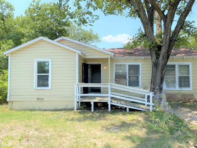 1700 S Hughes Avenue, Fort Worth, TX 76105 (MLS #14662761) :: The Property Guys