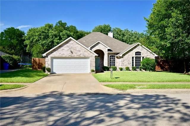 3709 Scott Drive, Rowlett, TX 75088 (MLS #14662778) :: Epic Direct Realty