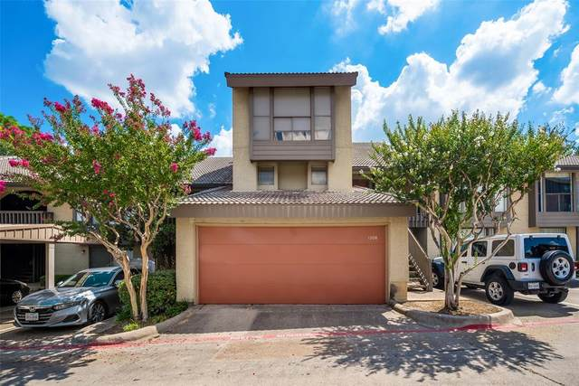 4567 N O Connor Road #1308, Irving, TX 75062 (MLS #14662807) :: Robbins Real Estate Group