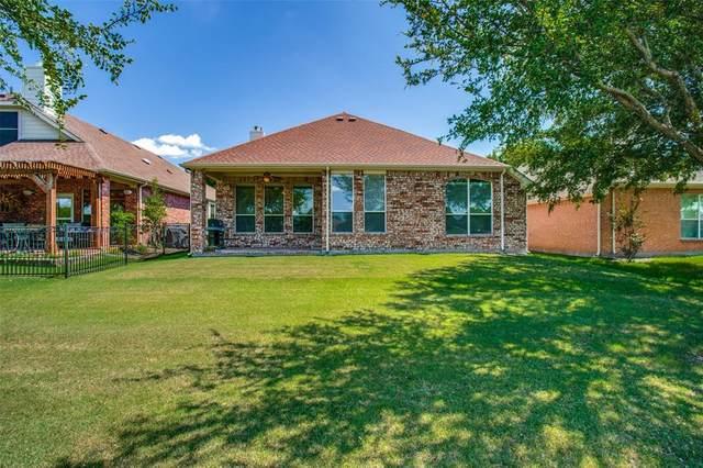 361 Wrangler Drive, Fairview, TX 75069 (MLS #14662820) :: Feller Realty