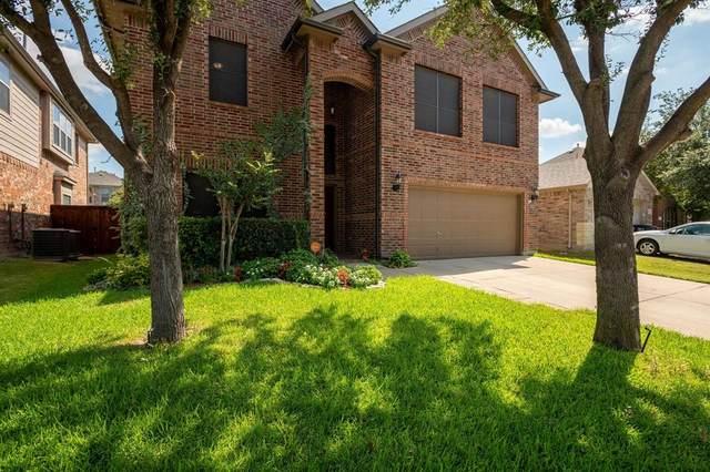 8732 Prairie Dawn Drive, Fort Worth, TX 76131 (MLS #14662844) :: Real Estate By Design