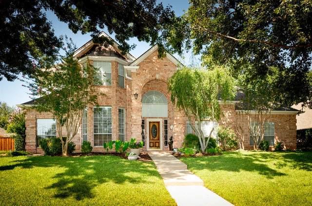 1516 Sweetgum Circle, Keller, TX 76248 (MLS #14662848) :: The Chad Smith Team