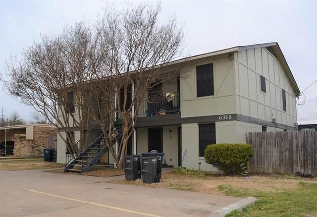 6316 Walraven Circle, Fort Worth, TX 76133 (MLS #14662850) :: Maegan Brest | Keller Williams Realty
