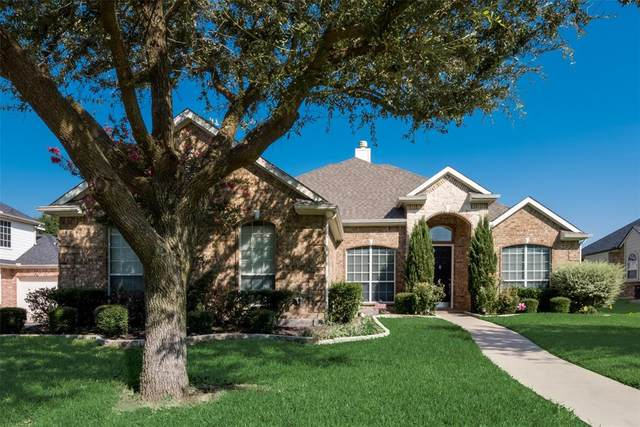 2503 Vista Ridge Drive, Mansfield, TX 76063 (MLS #14662853) :: The Chad Smith Team