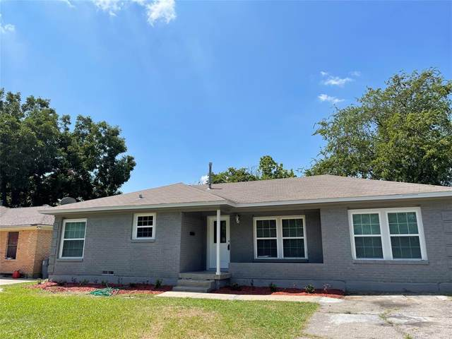 2243 Major Drive, Dallas, TX 75227 (MLS #14662854) :: Real Estate By Design