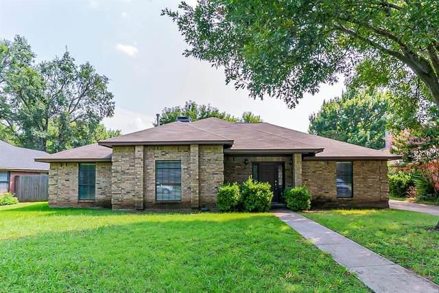 1530 Pickwick Lane, Denton, TX 76209 (MLS #14662909) :: The Mauelshagen Group