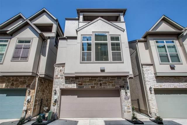 5152 Brickellia Drive, Dallas, TX 75209 (MLS #14662919) :: Team Hodnett