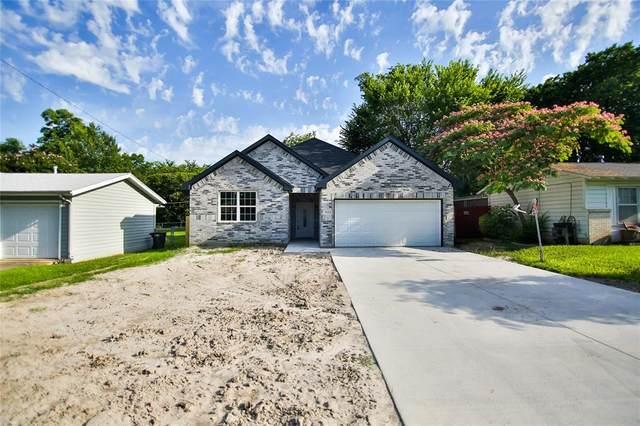 5525 Kilpatrick Avenue, Fort Worth, TX 76107 (MLS #14662951) :: Real Estate By Design