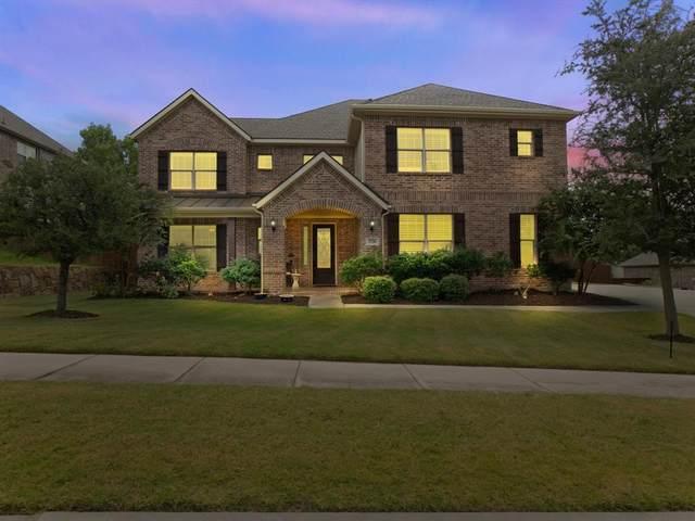 520 Darian Drive, Prosper, TX 75078 (MLS #14662954) :: Real Estate By Design