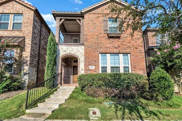 6815 Deleon Street, Irving, TX 75039 (MLS #14663007) :: Real Estate By Design
