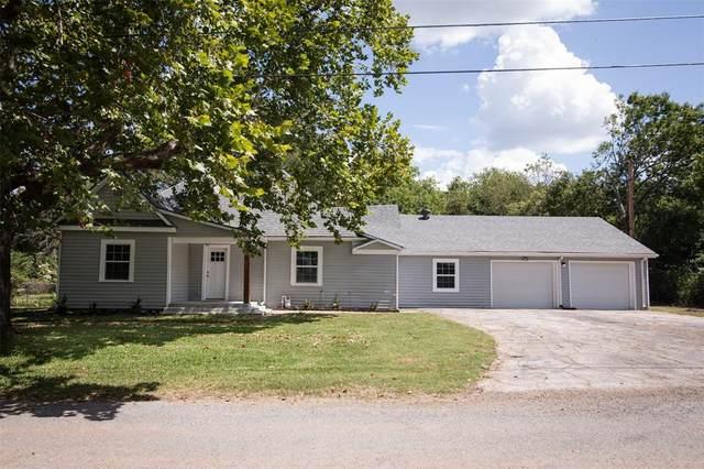 107 S Branch Street, Bells, TX 75414 (MLS #14663052) :: Real Estate By Design