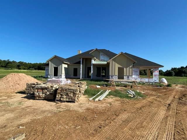 1008 Llano, Weatherford, TX 76487 (MLS #14663096) :: VIVO Realty