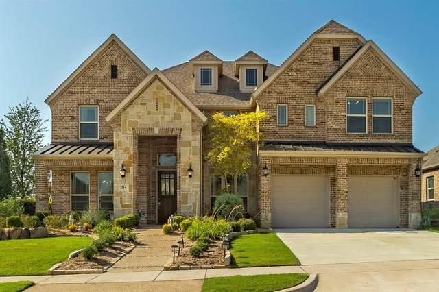 214 Heatherstone Drive, Midlothian, TX 76065 (MLS #14663113) :: Real Estate By Design