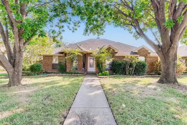 1936 Clearwater Trail, Carrollton, TX 75010 (MLS #14663130) :: Real Estate By Design