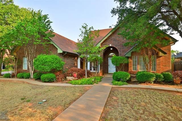 5050 Sue Lookout, Abilene, TX 79606 (MLS #14663140) :: Craig Properties Group