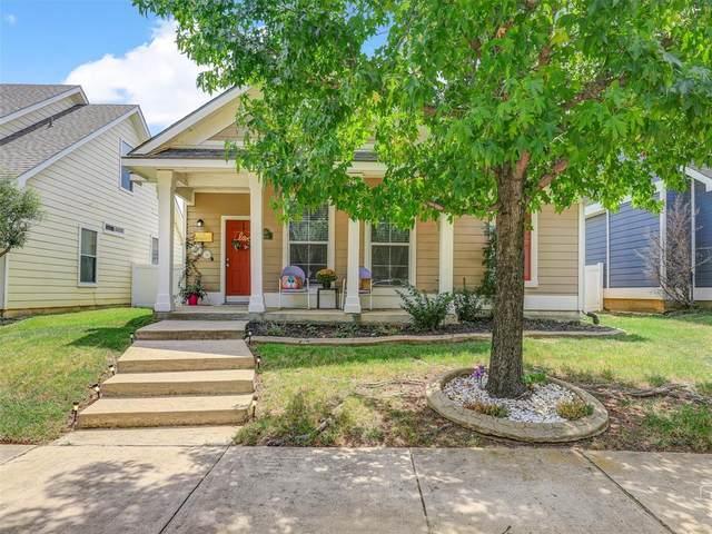 9814 Cedarcrest Drive, Providence Village, TX 76227 (MLS #14663148) :: The Chad Smith Team