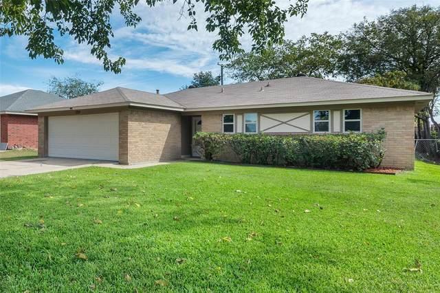 1726 Avenue A, Grand Prairie, TX 75051 (MLS #14663163) :: Real Estate By Design