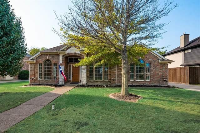 1236 Summerside Drive, Desoto, TX 75115 (MLS #14663205) :: Real Estate By Design