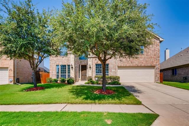 2407 Lakebend Drive, Little Elm, TX 75068 (MLS #14663226) :: Real Estate By Design