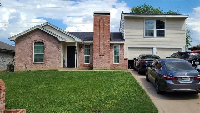 6205 Parkmeadow Drive, Arlington, TX 76018 (MLS #14663235) :: Real Estate By Design