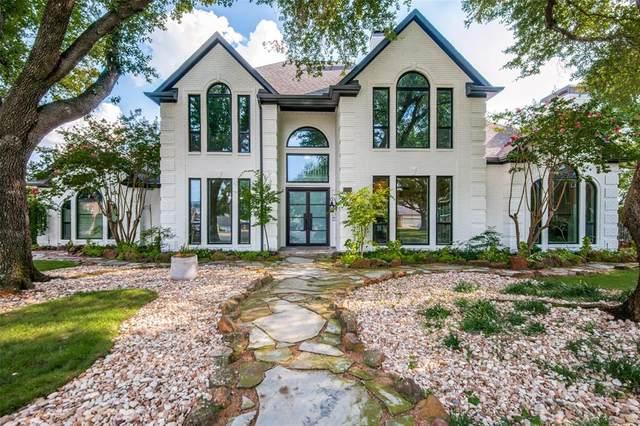 5400 Birch Court, Colleyville, TX 76034 (MLS #14663253) :: Frankie Arthur Real Estate