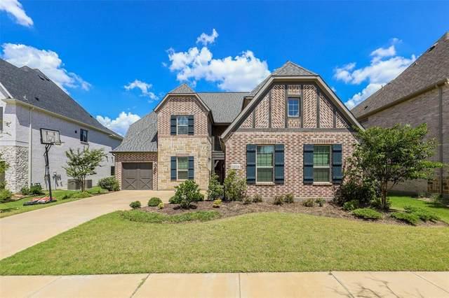 13728 Wayside Lane, Frisco, TX 75035 (MLS #14663306) :: Real Estate By Design