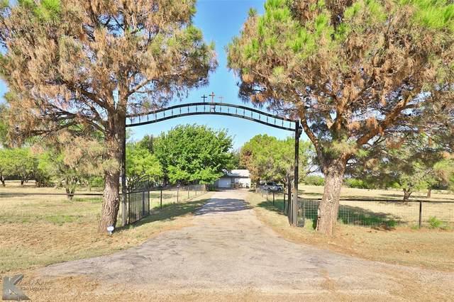 256 Avenida Cortez, Abilene, TX 79602 (MLS #14663331) :: The Property Guys