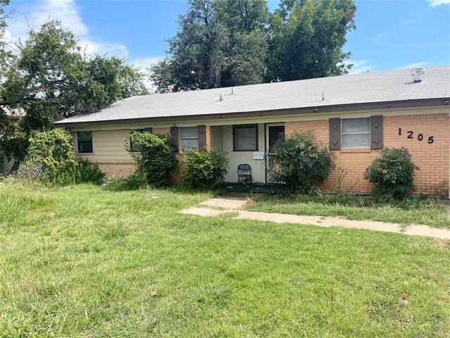 1205 E Walker Street, Breckenridge, TX 76424 (MLS #14663332) :: EXIT Realty Elite