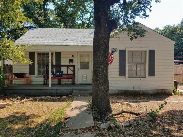 2310 Owens Street, Haltom City, TX 76117 (MLS #14663355) :: Real Estate By Design