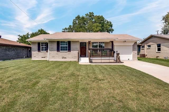 343 N Shore Place, Lewisville, TX 75067 (MLS #14663387) :: VIVO Realty