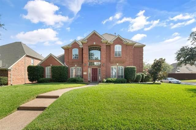 5856 Bedrock Drive, Plano, TX 75093 (MLS #14663399) :: Real Estate By Design
