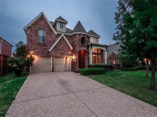 13180 Stapleton Drive, Frisco, TX 75033 (MLS #14663404) :: Real Estate By Design