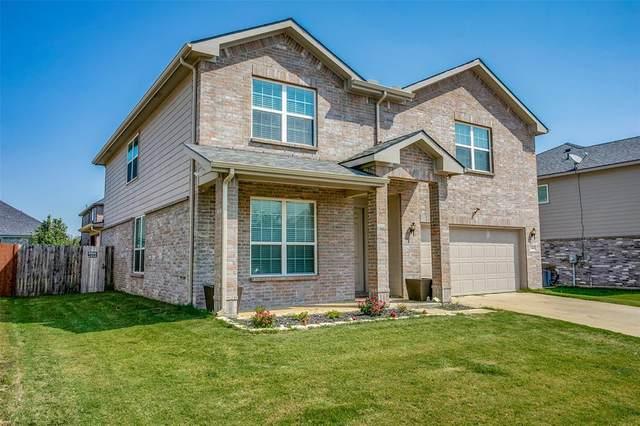 5404 Thornbush Drive, Fort Worth, TX 76179 (MLS #14663437) :: Craig Properties Group