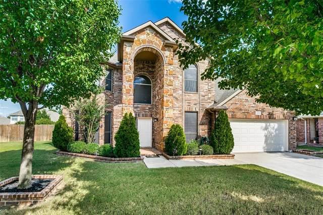 12460 Leaflet Drive, Fort Worth, TX 76244 (MLS #14663438) :: Real Estate By Design