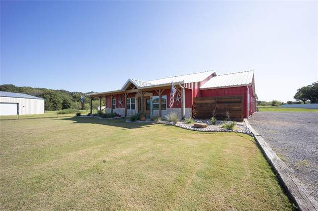 8490 S Fm 148, Scurry, TX 75158 (MLS #14663444) :: Real Estate By Design