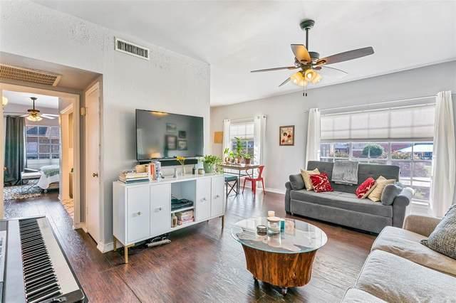 4420 Harlanwood Drive #231, Fort Worth, TX 76109 (MLS #14663456) :: Robbins Real Estate Group