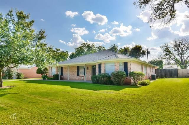 2118 Greenbriar Drive, Abilene, TX 79605 (#14663458) :: Homes By Lainie Real Estate Group