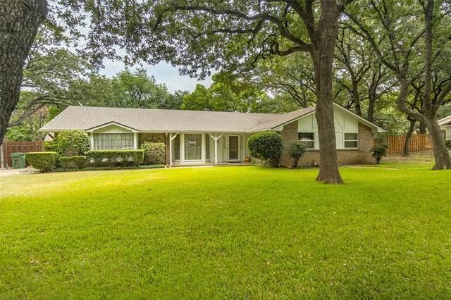 6201 Ken Avenue, Arlington, TX 76001 (MLS #14663475) :: Real Estate By Design
