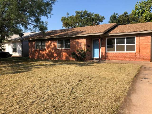 1700 Westview Drive, Abilene, TX 79603 (MLS #14663483) :: Craig Properties Group